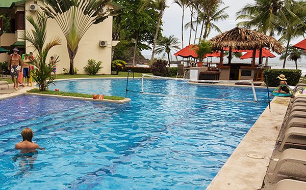 Hotel Club del Mar Oceanfront costarica